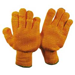 CRISS CROSS LATEX COATED P12H GLOVES - ONE SIZE