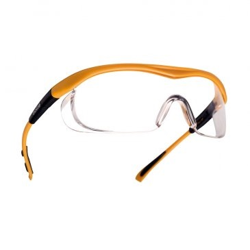 BOLLE TARGA YELLOW CLEAR SAFETY GLASSES