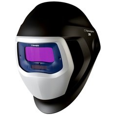 3m 9100v Speedglas Welding Helmet Filter Shade 5,8 9-13 501805 Auto Darkening With Side Windows