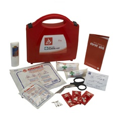 First aid kits supplies fwb products elite burns first aid kit 34840 publicscrutiny Choice Image