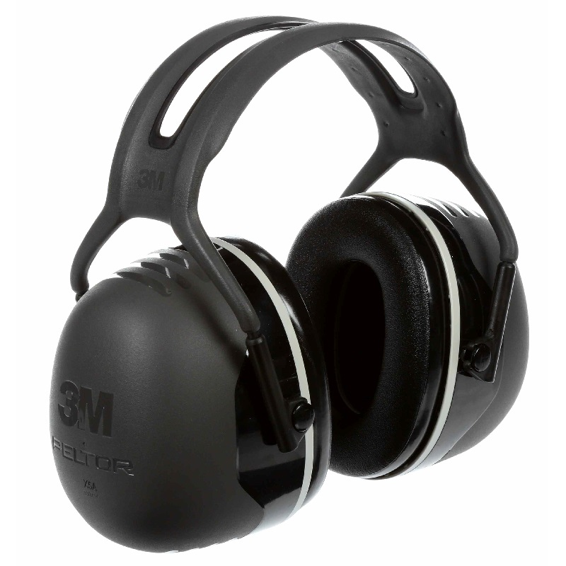 3M PELTOR X5A HEADBAND EAR DEFENDERS