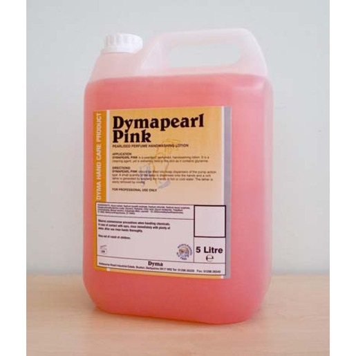 5 LITRE DYMA PEARL PINK SOAP