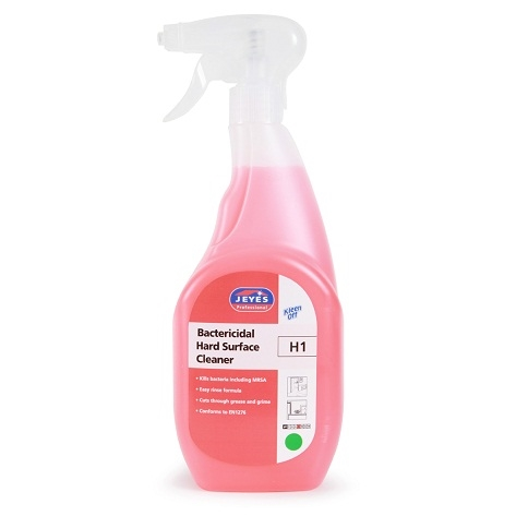 JEYES BACTERCIDAL HARD SURFACE CLEANER - 750ML