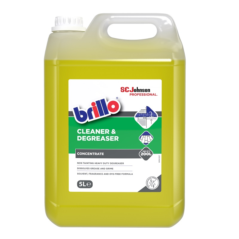 BRILLO 5L CLEANER AND DEGREASER