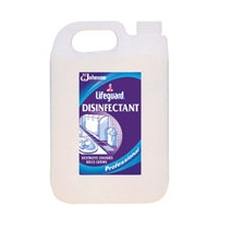 Lifeguard 5 LTR Disinfectant 7511501