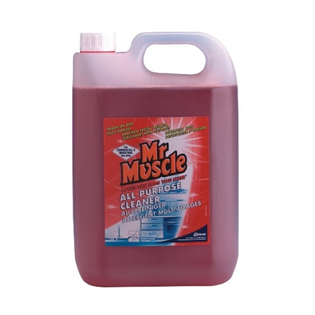 MR.MUSCLE ALL-PURPOSE CLEANER, 5 LITRE