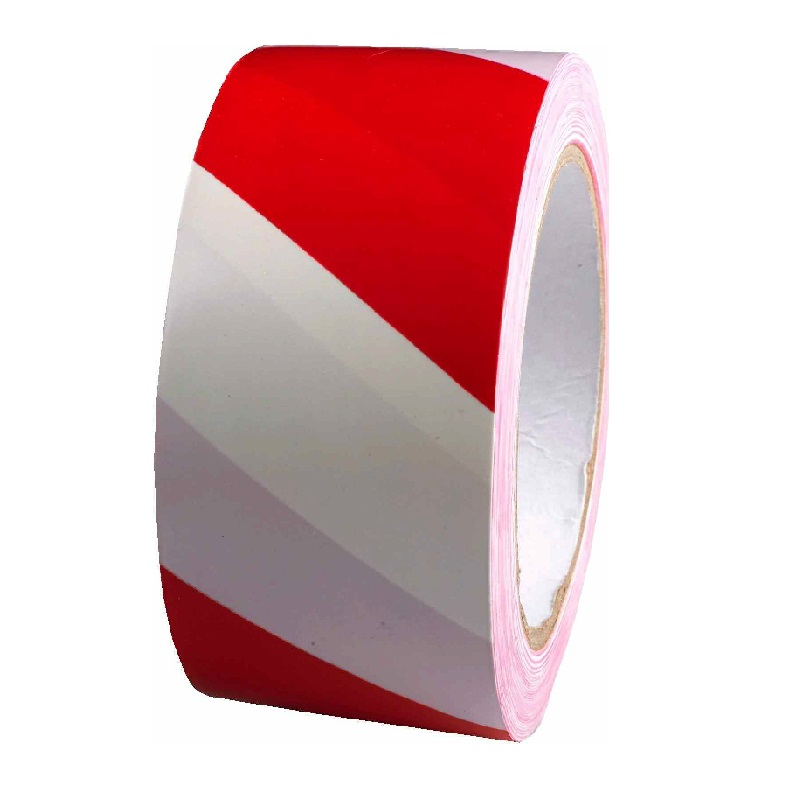 EUROTAPE RED/WHITE 500M X 70MM