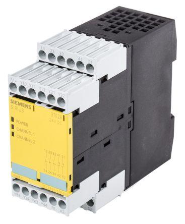 3TK2825-1BB40 SAFETY RELAY 24VDC