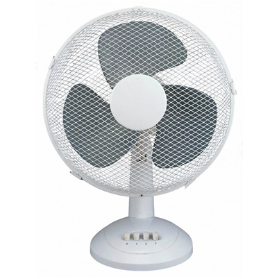 "Desk Fan 12"". 3speed Mm30135/30164."