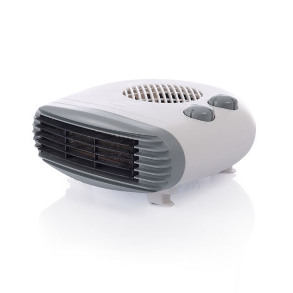 Fan Heater 2kw Lay Flat 2 Heat Settings