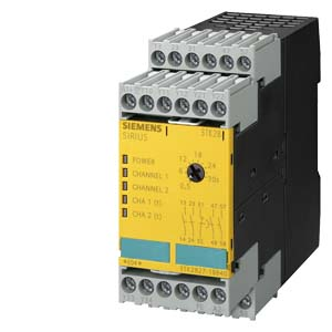 SIEMENS 3TK2827-1BB41 SAFETY RELAY BASIC UNIT