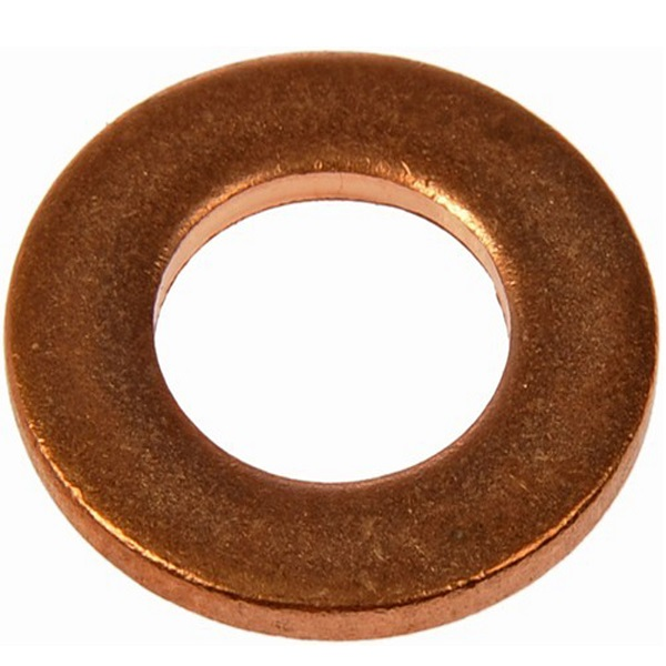 Assorted Metric Copper Washer M3 To M20 370av.Cont. (10206)