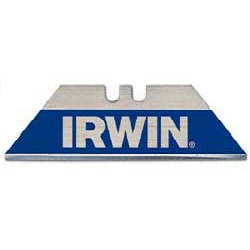 IRWIN BI-METAL BLUE BLADES (PACK OF 5) 10504240