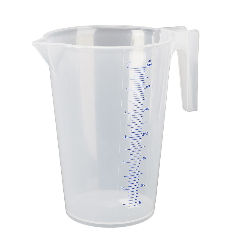 WESCO PLASTIC MEASURING JUGS