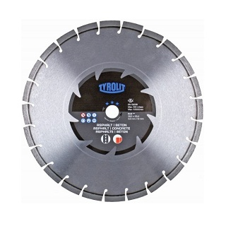 Tyrolit Basic Asphalt Diamond Saw Blades
