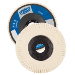 TYROLIT POLISHING MOP DISCS