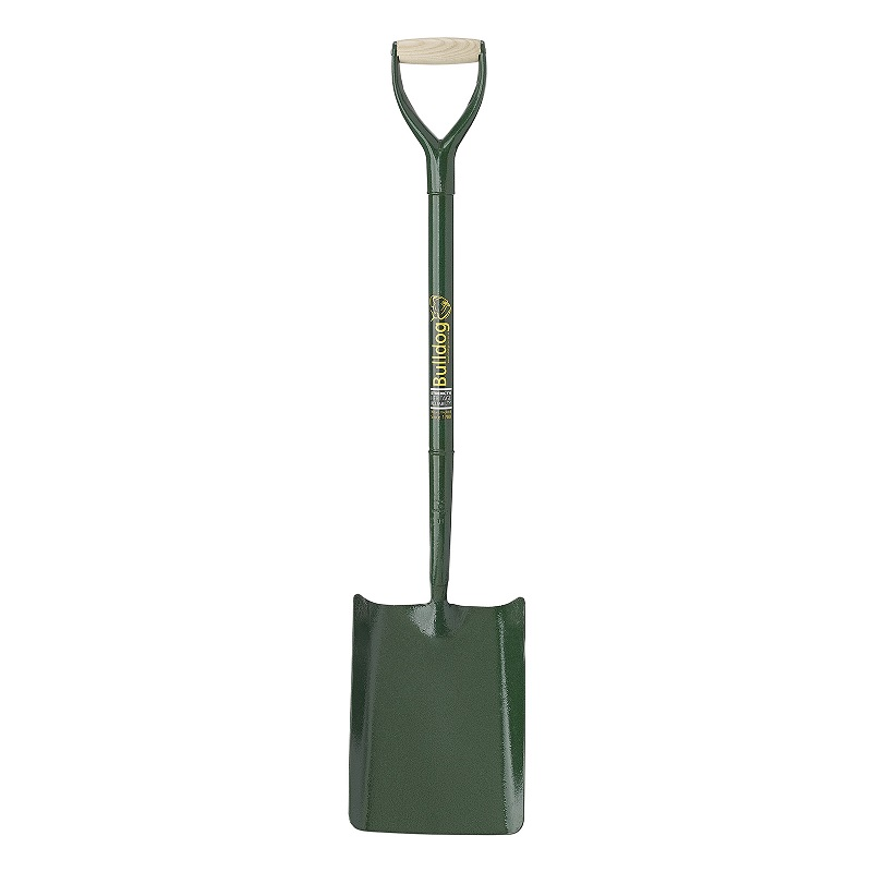 BULLDOG ALL-METAL SHOVELS