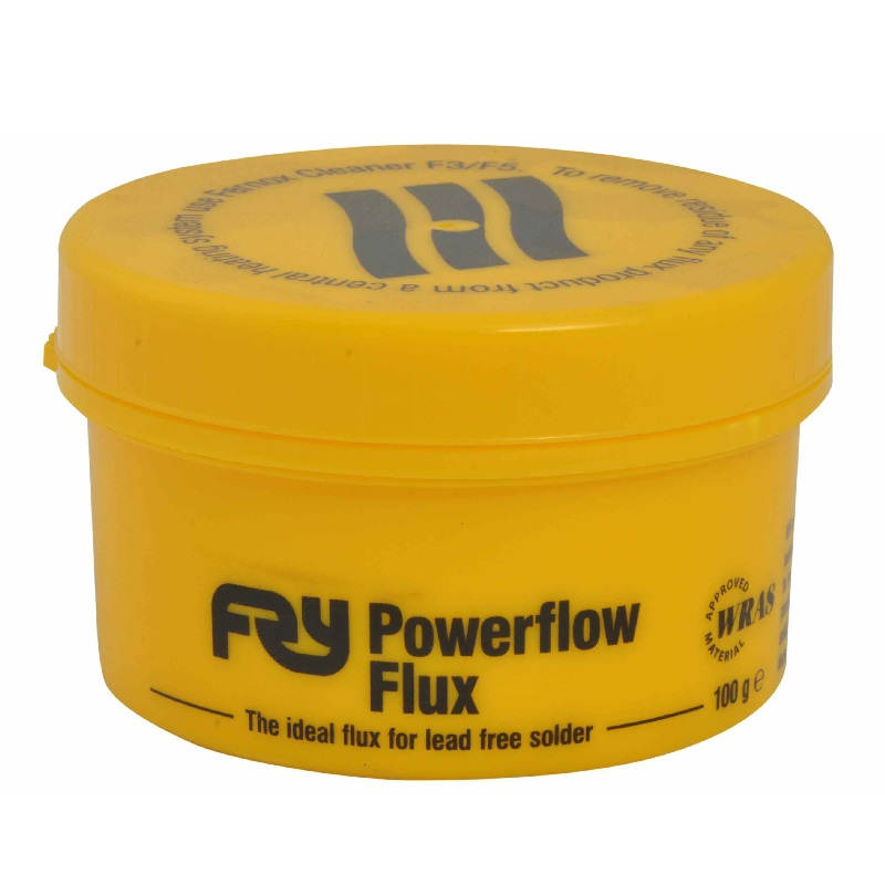 FRYS POWERFLOW FLUX PASTE