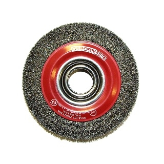 Osborn Wire Wheel Stainless-Steel