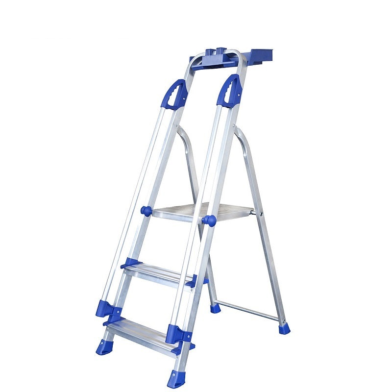 ABRU 10502 BLUE SEAL ALUMINIUM STEP LADDER