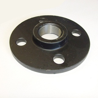 Screwed Flanges BS10