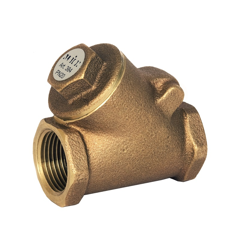 FWB384 BRONZE SWING CHECK VALVE