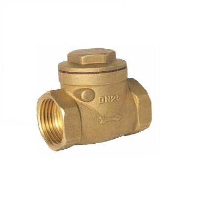 FWB184 BRASS SWING CHECK VALVE PN16