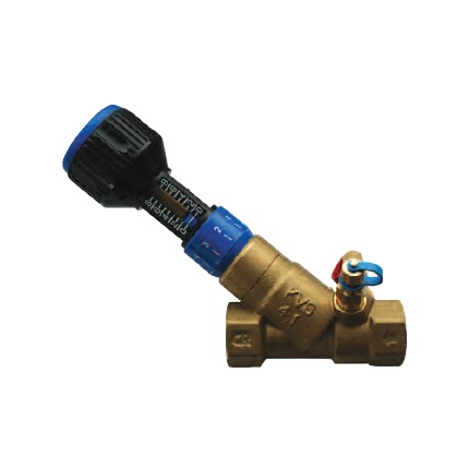 FWB25 DZR FIXED ORIFICE COMMISSIONING VALVE