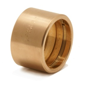 Yorkshire High Duty Straight Coupling 1ghd Copper X Copper