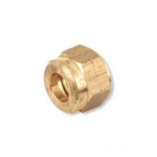 COMPRESSION NUTS BRASS COMPRESSION FITTINGS