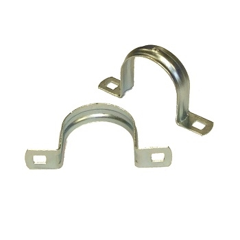 Galvanised Saddle Clips