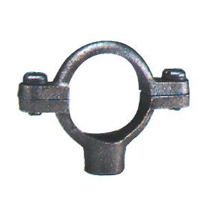 Single Munsen Ring, Galvanised