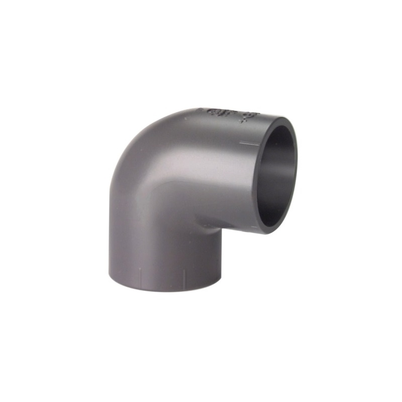 GF UPVC 90 DEGREE PLAIN ELBOW