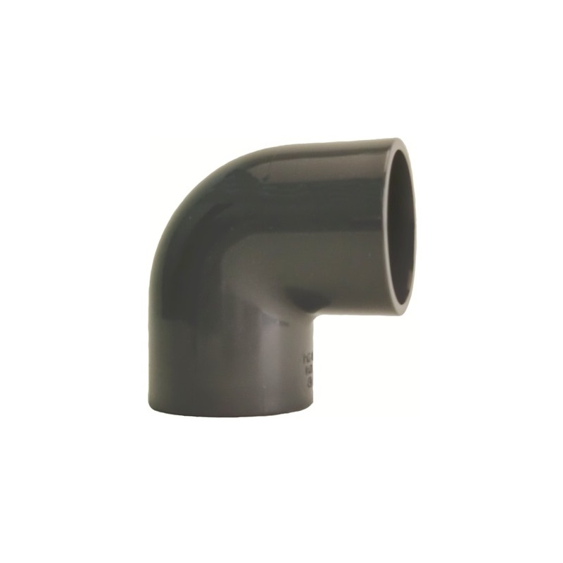 Metric 90 Upvc Elbow