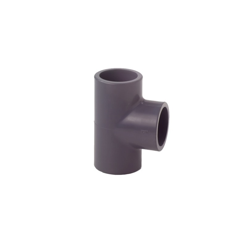 Upvc Metric Equal Tee