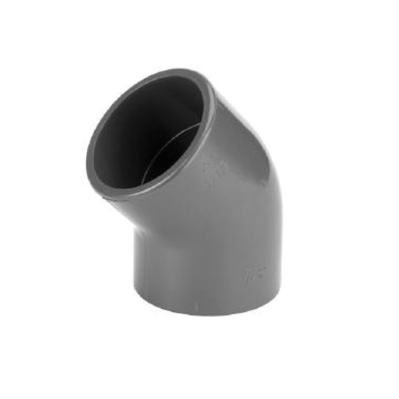 TP Upvc Elbow - 45 Degree