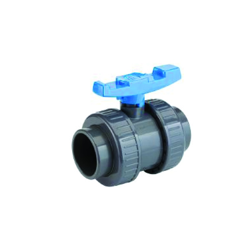TP Upvc Industrial Ball Valve 22a