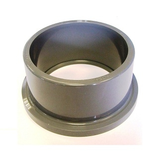 ABS STUB FLANGE SERRATED