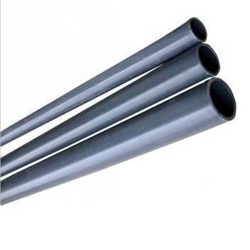 UPVC CLASS E PLAIN ENDED PIPE (METRIC) - 6 METRES