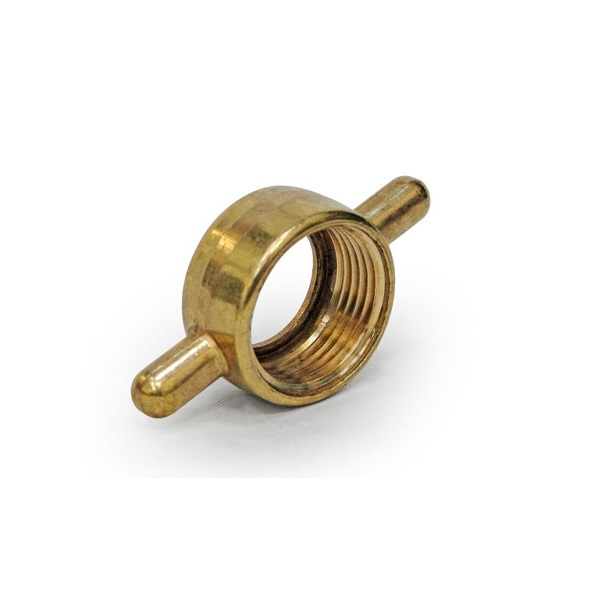 BRASS HOSE CAP AND LINER