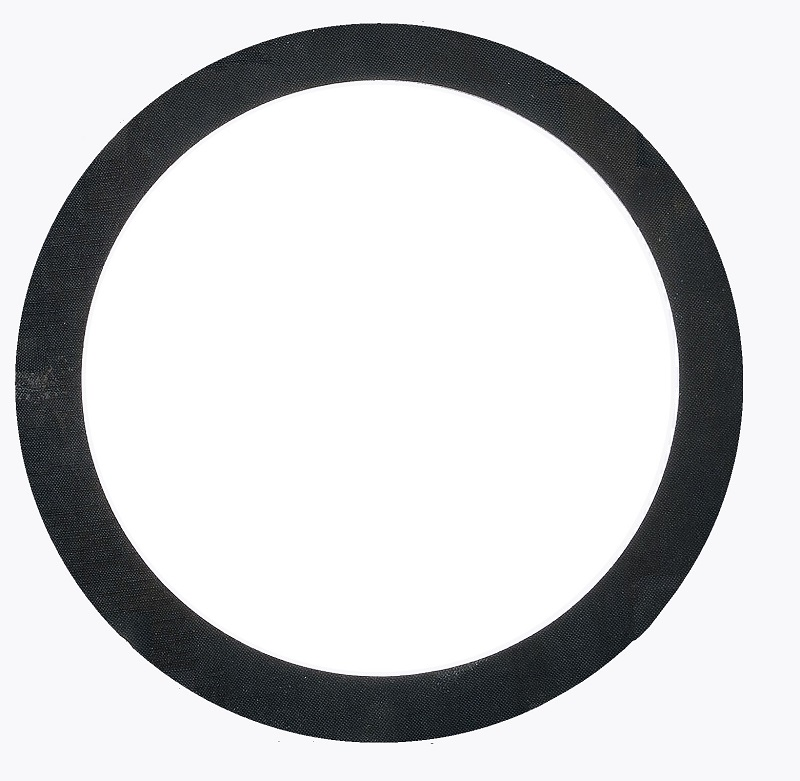 "10"" ASA150 IBC EPDM RUBBER GASKET (3MM THICK)"