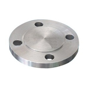 STAINLESS STEEL ASA150 BLANK FLANGE 316L