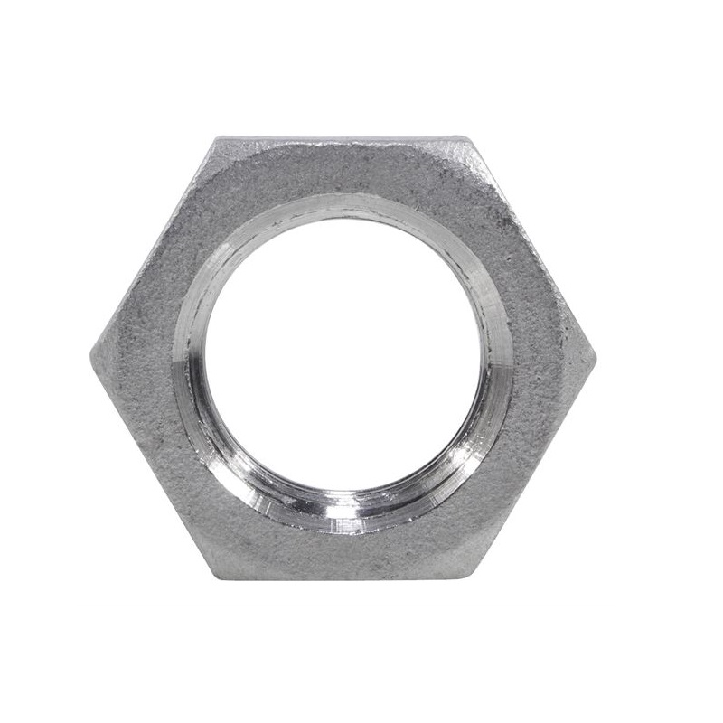 STAINLESS STEEL BSP BACKNUT