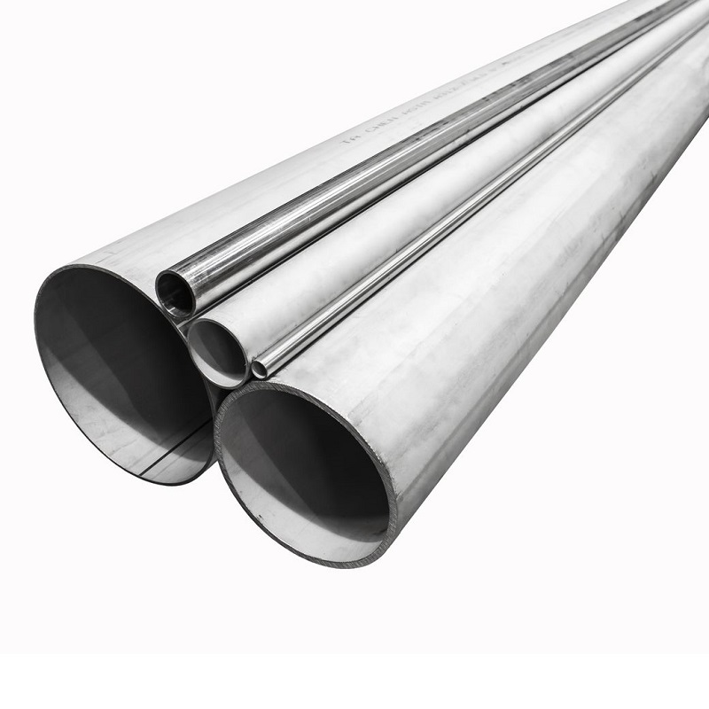 STAINLESS STEEL 316L WELDED TUBE SCH 40