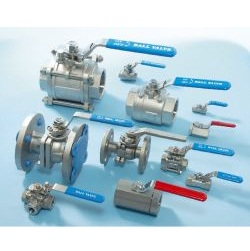 Stainless Steel Reduced Bore Ball Valves