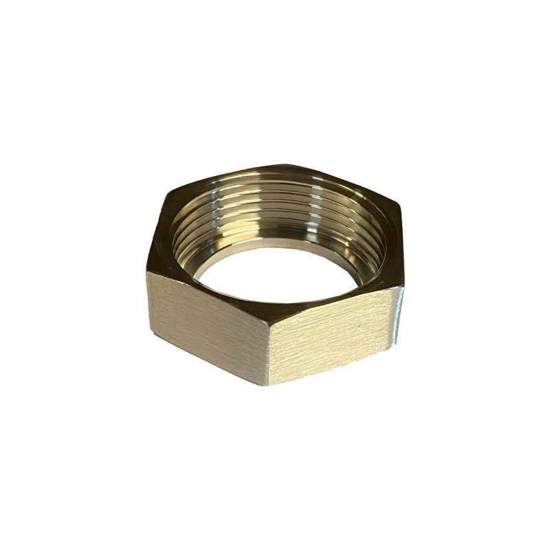 STAINLESS STEEL RJT HYGIENIC HEX NUT 304