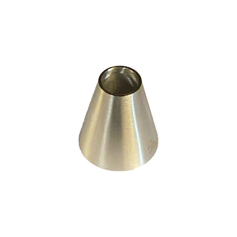 STAINLESS STEEL HYGIENIC CONECNTRIC REDUCER 16 POLISHED