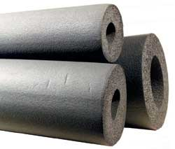 CLIMAFLEX PIPE INSULATION - 2 METRE LENGTHS