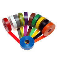 PVC Tape Available In A Range Of Colours