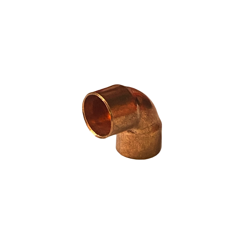 Yorkshire Copper 90 Degree Elbow